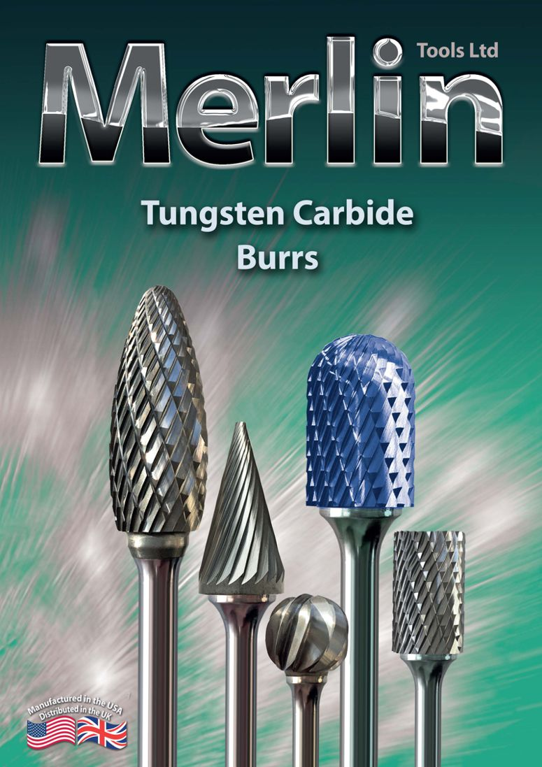 Merlin Burrs Catalogue